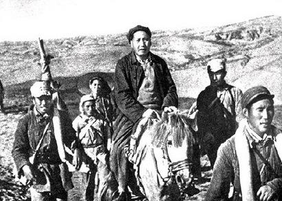 Красная армия Китая, Великий поход