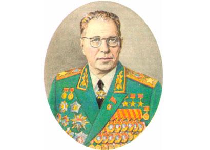Д.Ф. Устинов: отец советского военпрома