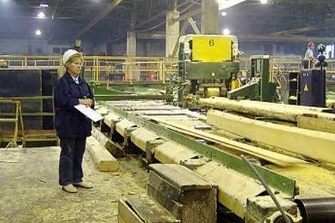 Соломбальский лесопильно-деревообрабатывающий комбинат»