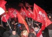 митинг левых сил 7 ноября 2012 года